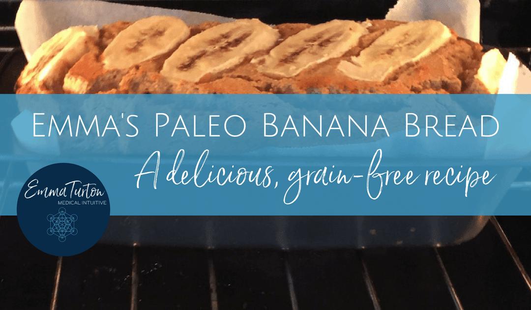 Emma's Paleo Banana Bread