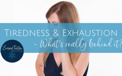 Tiredness & Exhaustion – What's Really Behind It?